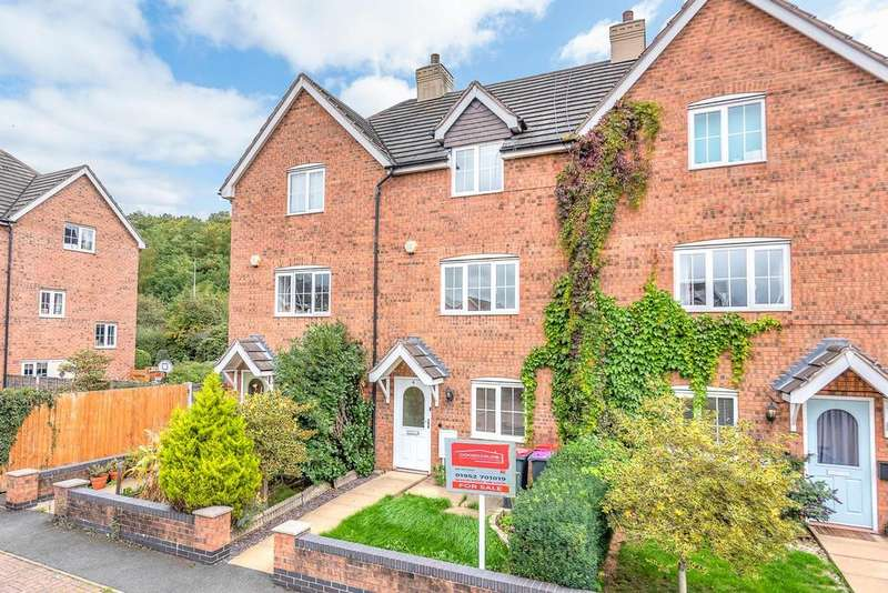 3 Bedrooms Town House for sale in Tweedale Wharf, Madeley, Telford