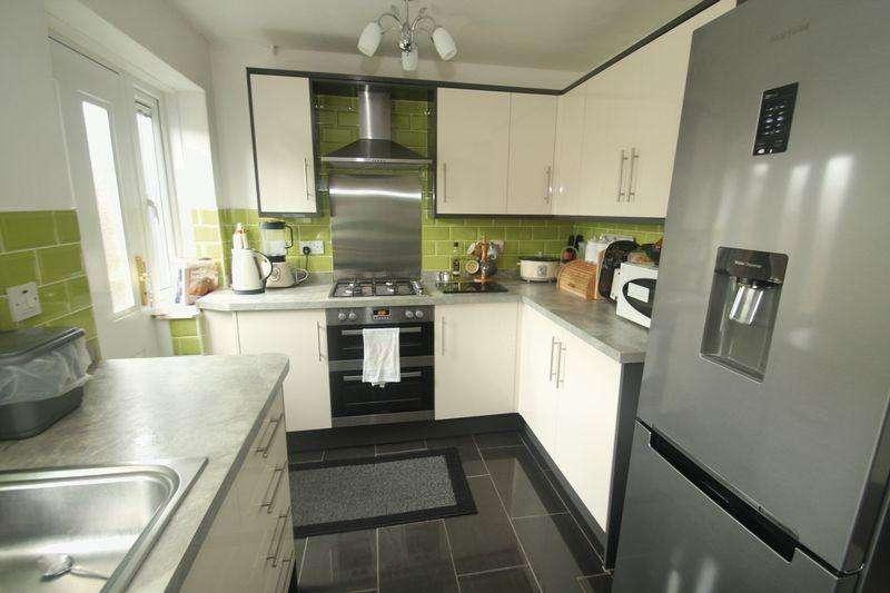 3 Bedrooms Terraced House for sale in Ellesmere Walk, Pallister Park