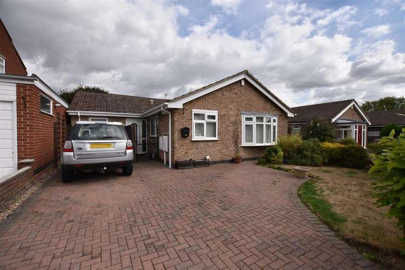 3 Bedrooms Detached Bungalow for sale in Braddon Road, Loughborough