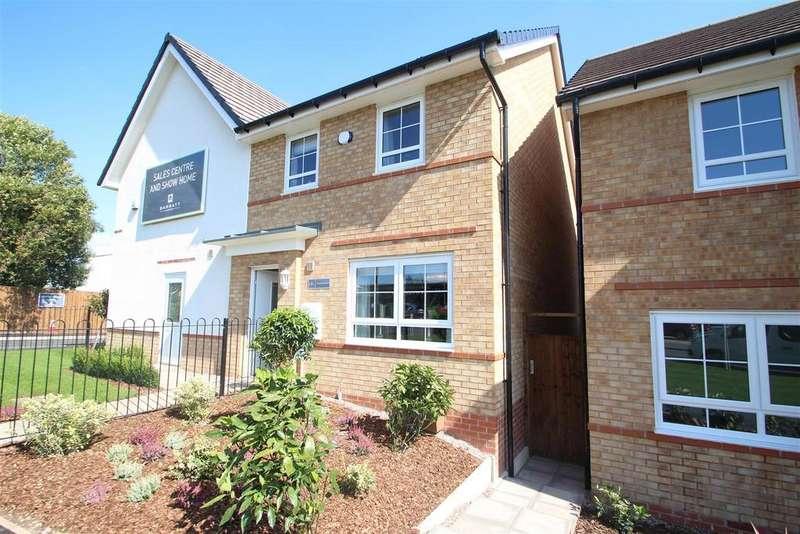 3 Bedrooms Semi Detached House for sale in Alexander Gate, Off Waterloo Road, Hanley, Stoke-On-Trent