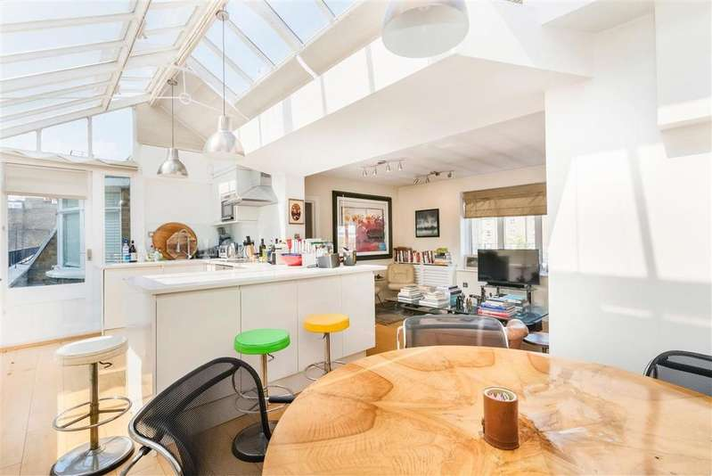 2 Bedrooms Flat for sale in Callow Street, SW3
