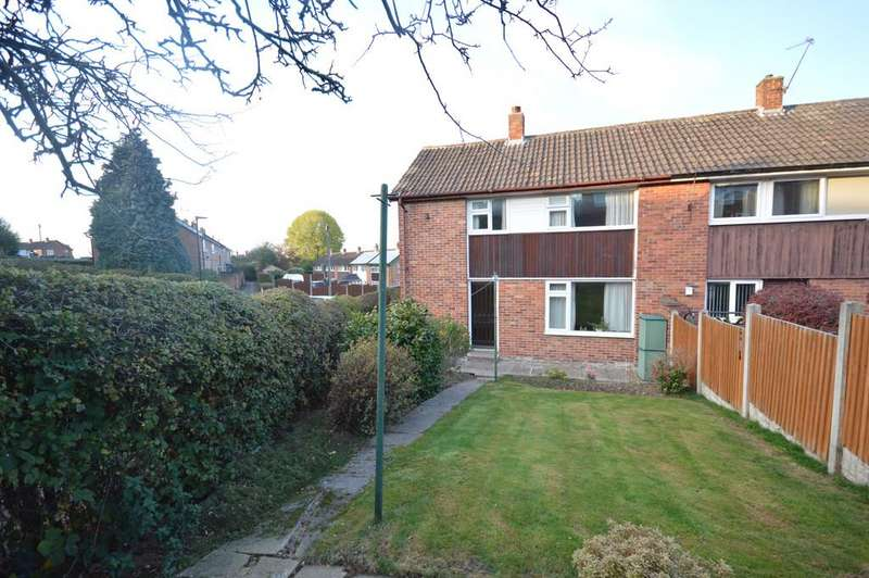 3 Bedrooms End Of Terrace House for sale in Morland Place, Sheffield, S14