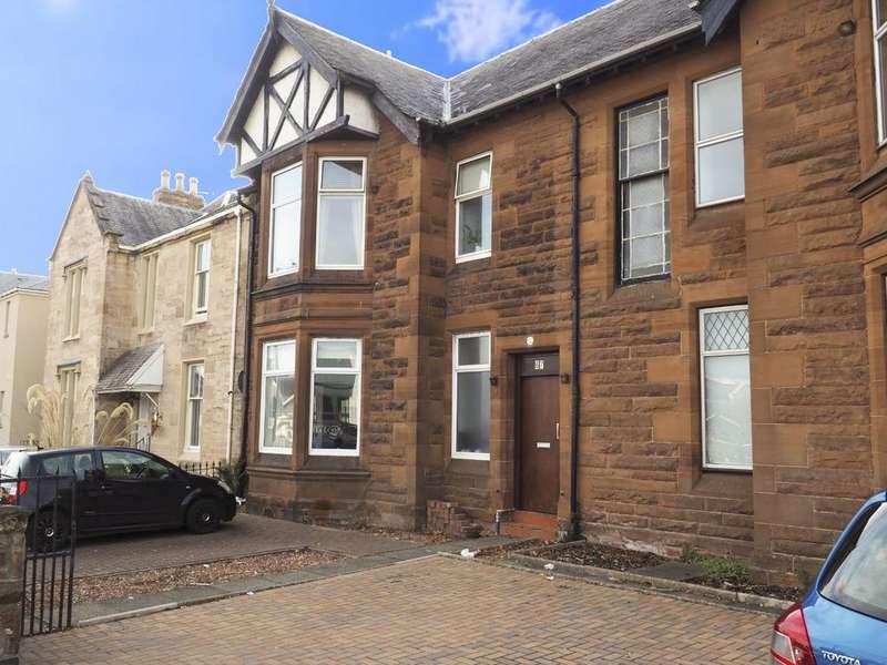 2 Bedrooms Flat for sale in North Hamilton Street Kilmarnock