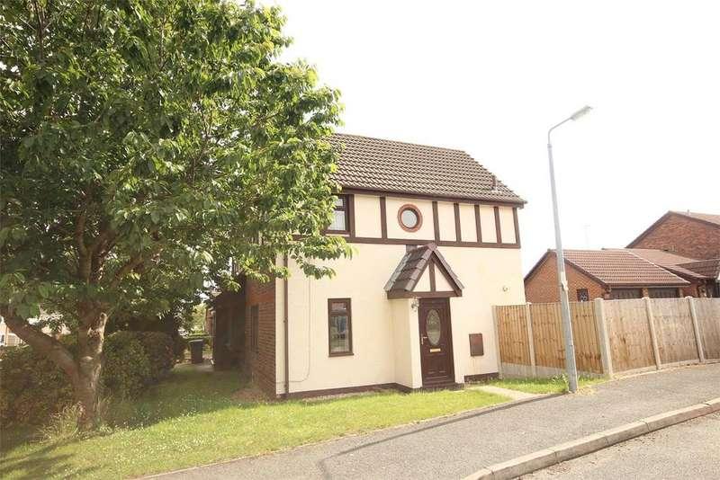 3 Bedrooms Semi Detached House for sale in Atis Cross, Oakenholt, Flint, CH6