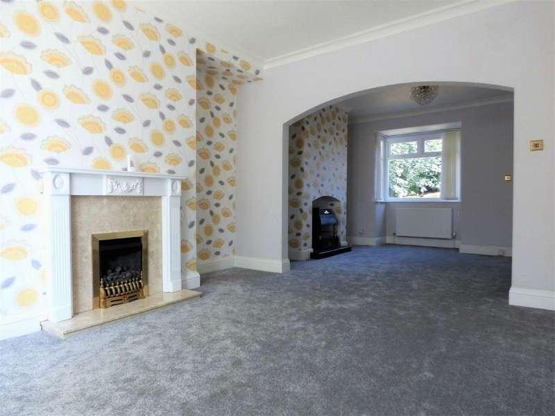 2 Bedrooms Semi Detached House for sale in Haston Lee Avenue, BLACKBURN, Lancashire