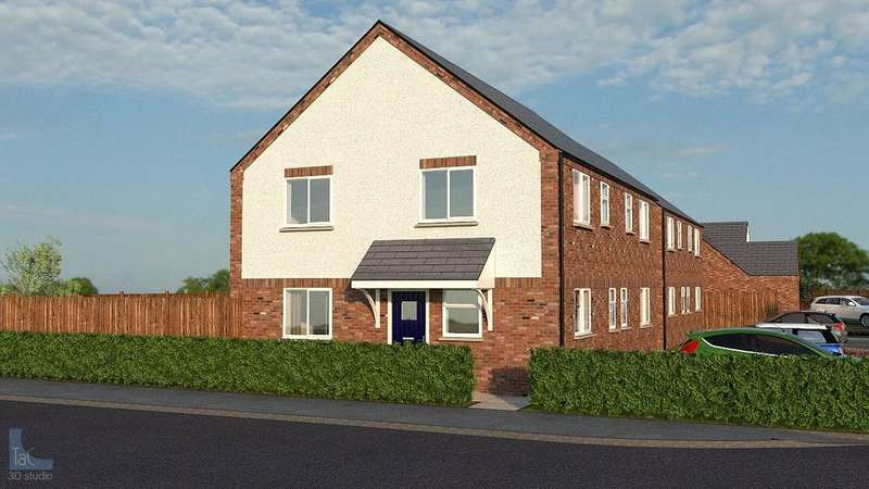 3 Bedrooms Semi Detached House for sale in Station Road, Swineshead, PE20