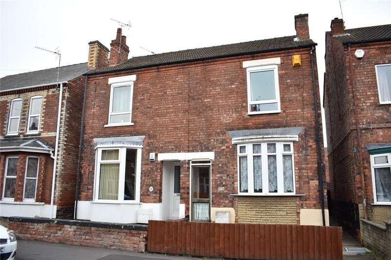 3 Bedrooms Semi Detached House for sale in Campbell Street, Gainsborough, Lincolnshire, DN21