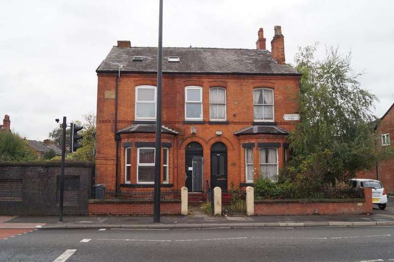 4 Bedrooms Terraced House for sale in Stockport Road, Manchester, M19
