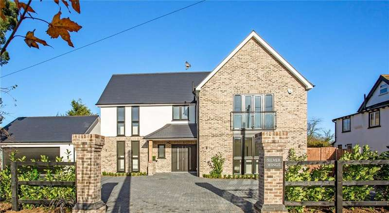 6 Bedrooms Detached House for sale in Silver Wings, Stoney Hills, Burnham-on-Crouch, Essex, CM0