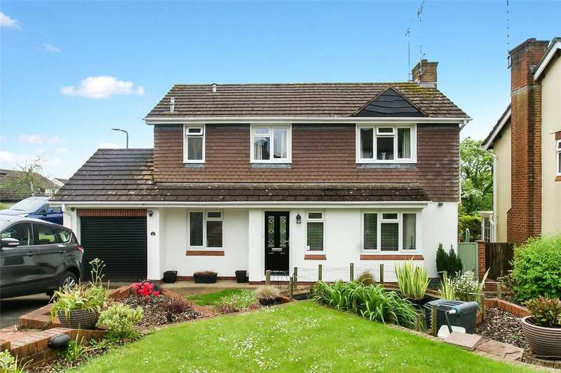 4 Bedrooms Detached House for sale in Steed Close, Paignton, Devon, TQ4