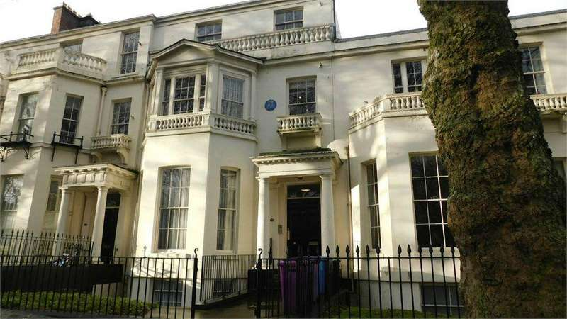3 Bedrooms Flat for sale in 40 Falkner Square, LIVERPOOL, Merseyside