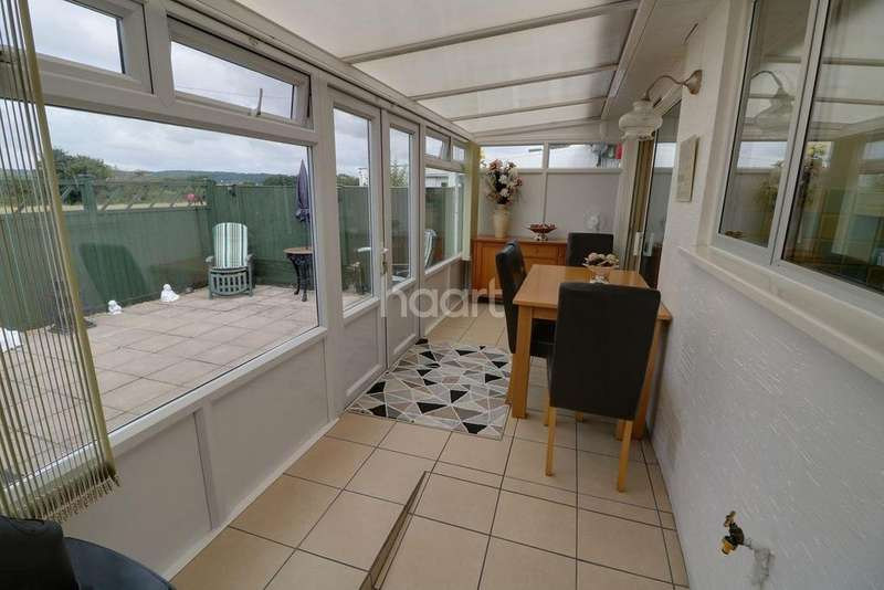 2 Bedrooms Bungalow for sale in Elsbert Drive, Bishopsworth, Bristol