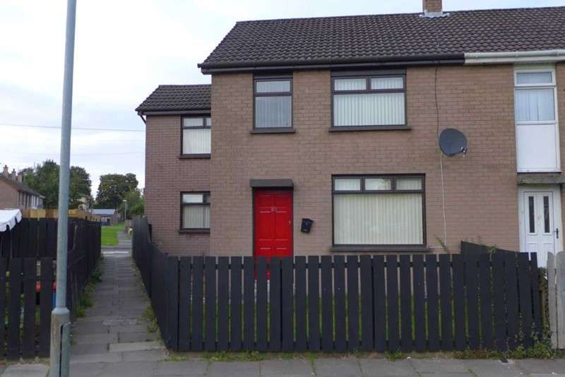 4 Bedrooms Property for sale in Glenmill Park, Limavady, County Londonderry, BT49 0RS
