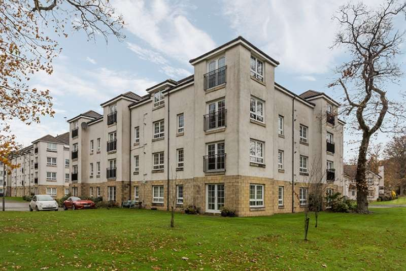 2 Bedrooms Flat for sale in Braid Avenue, Cardross, Dumbarton, West Dunbartonshire, G82 5QF