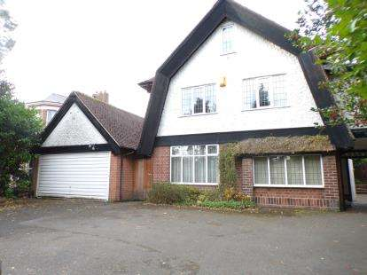 5 Bedrooms Detached House for sale in Mansfield Road, Redhill, Nottingham, Nottinghamshire