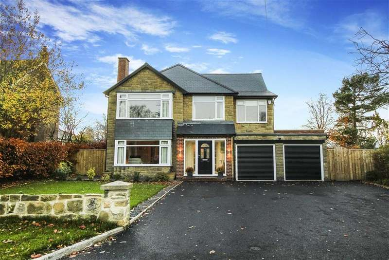 5 Bedrooms Detached House for sale in King Johns Court, Ponteland, Northumberland