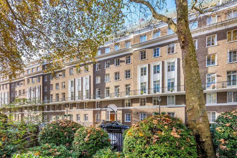 3 Bedrooms Flat for sale in Bryanston Square, Marylebone, W1H