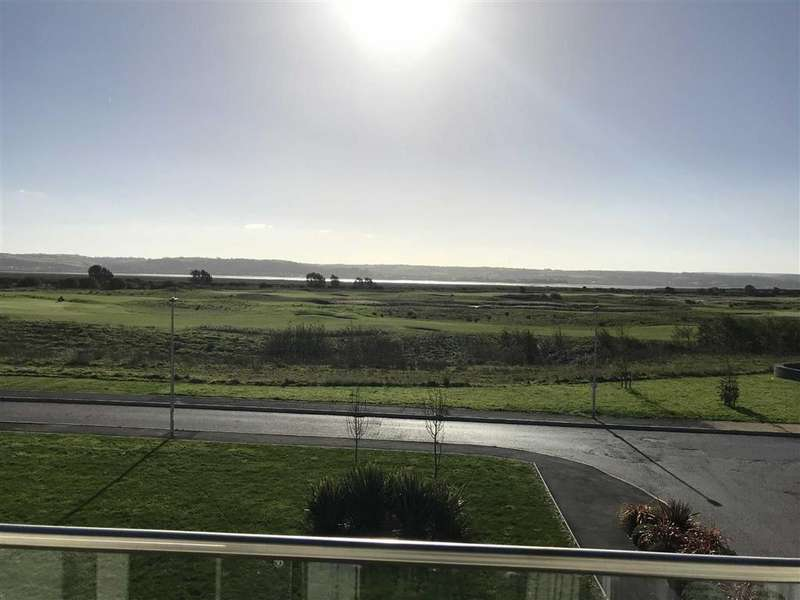 2 Bedrooms Apartment Flat for sale in Y Corsydd, The Links, Llanelli