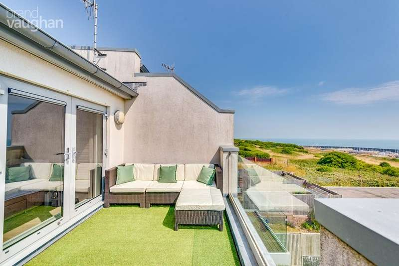 4 Bedrooms Terraced House for sale in Cliff Road, Brighton, BN2
