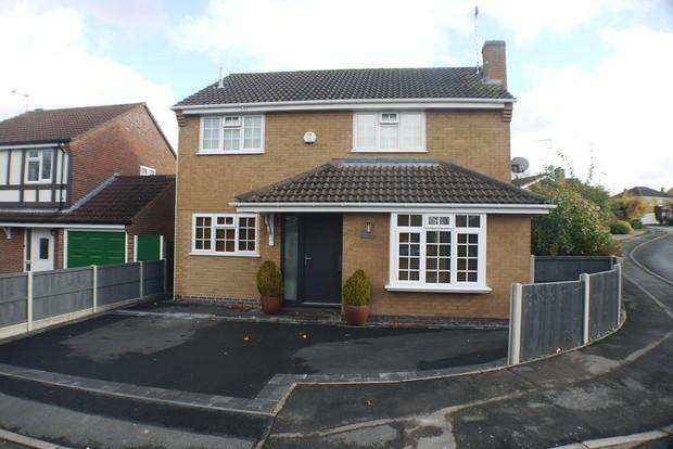 4 Bedrooms Detached House for sale in Jasmine Court, Narborough, Leicester, LE19