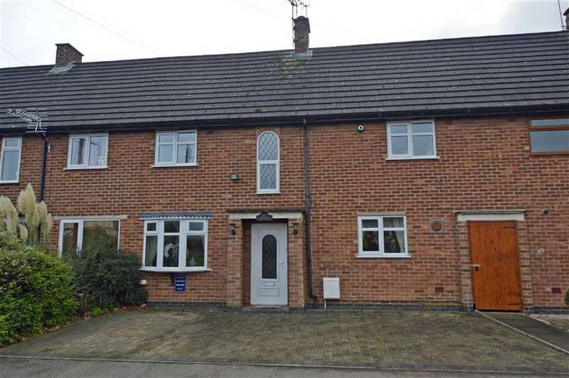 3 Bedrooms Terraced House for sale in Sparkenhoe, Newbold Verdon