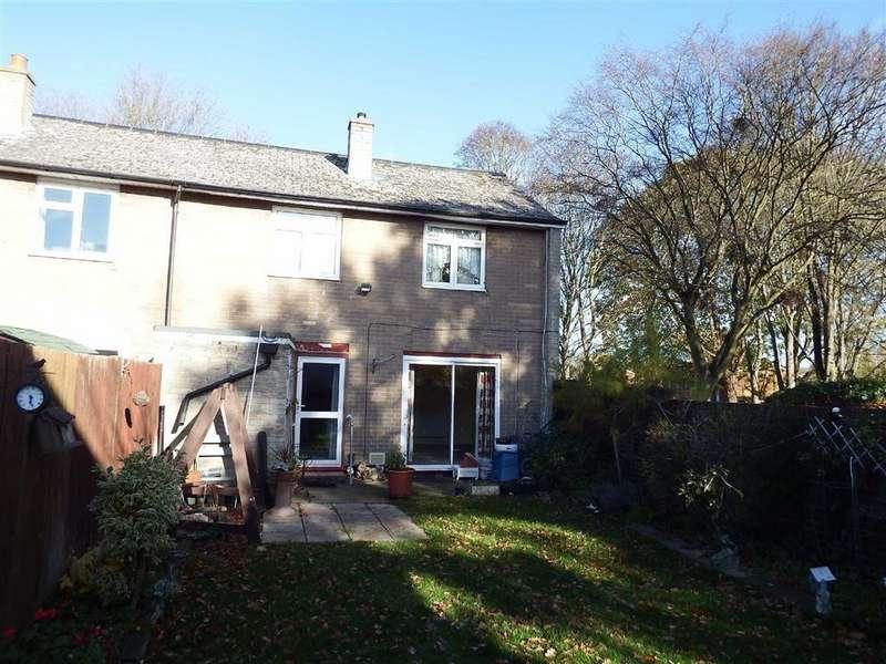 2 Bedrooms End Of Terrace House for sale in Ridgeway, Stevenage, Hertfordshire, SG1