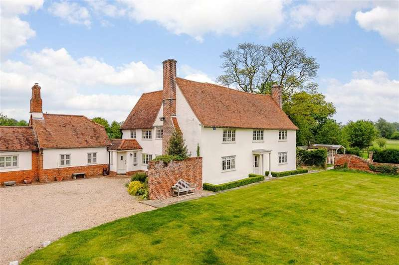 5 Bedrooms Detached House for sale in Elm Lane, Roxwell, Chelmsford, Essex