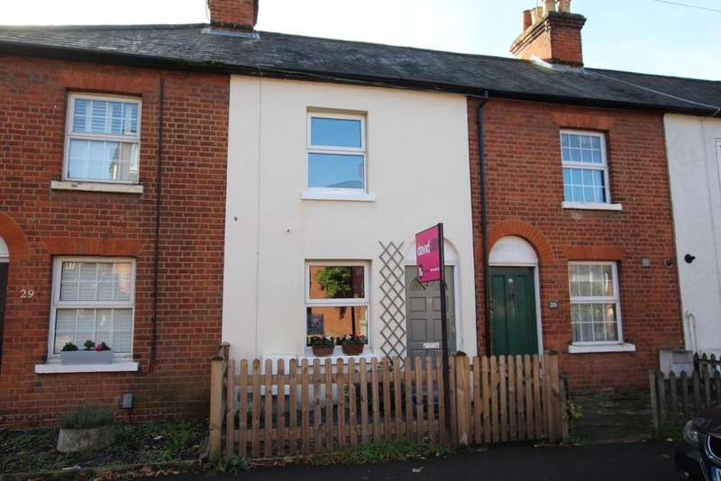 2 Bedrooms Terraced House for sale in Langborough Road, Wokingham, RG40