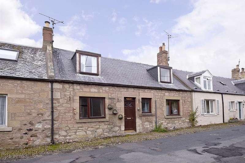 2 Bedrooms Terraced House for sale in Dunedin, 3 Maitland Row, Gavinton TD11 3QP