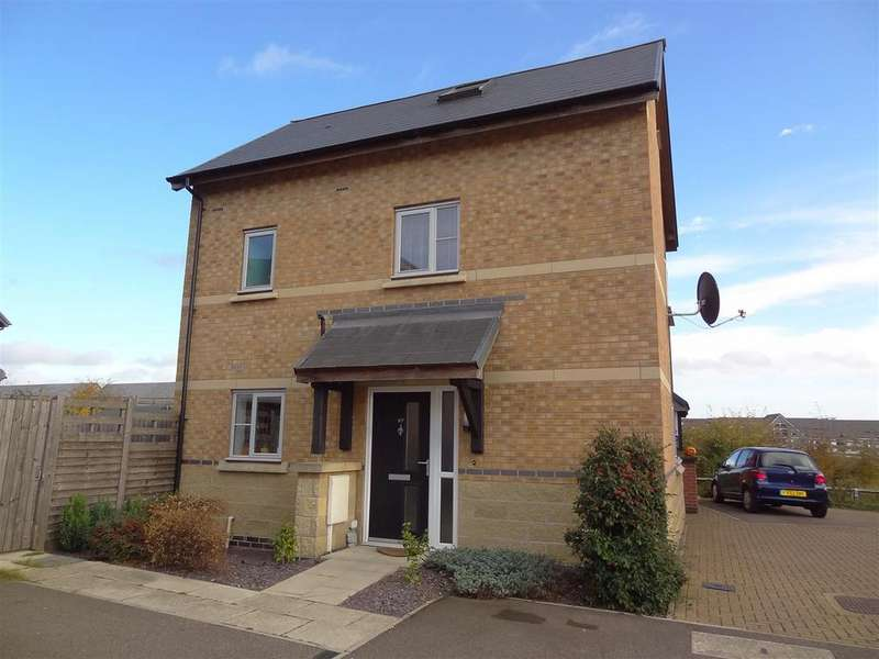 3 Bedrooms Semi Detached House for sale in Furlong Way, Holdingham, Sleaford