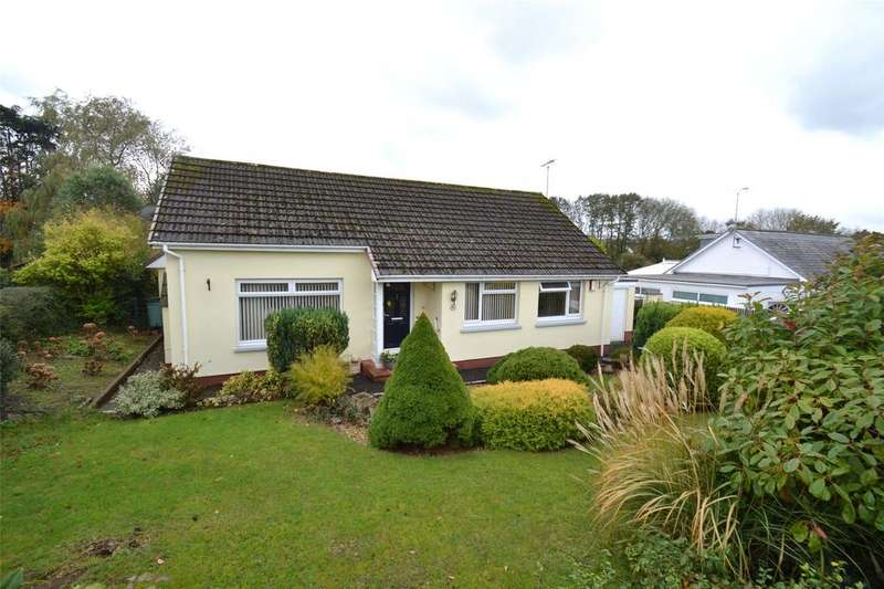 3 Bedrooms Detached Bungalow for sale in Lyddicleave, Bickington
