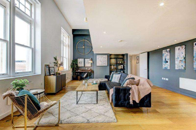3 Bedrooms Apartment Flat for sale in Unity Street, City Centre