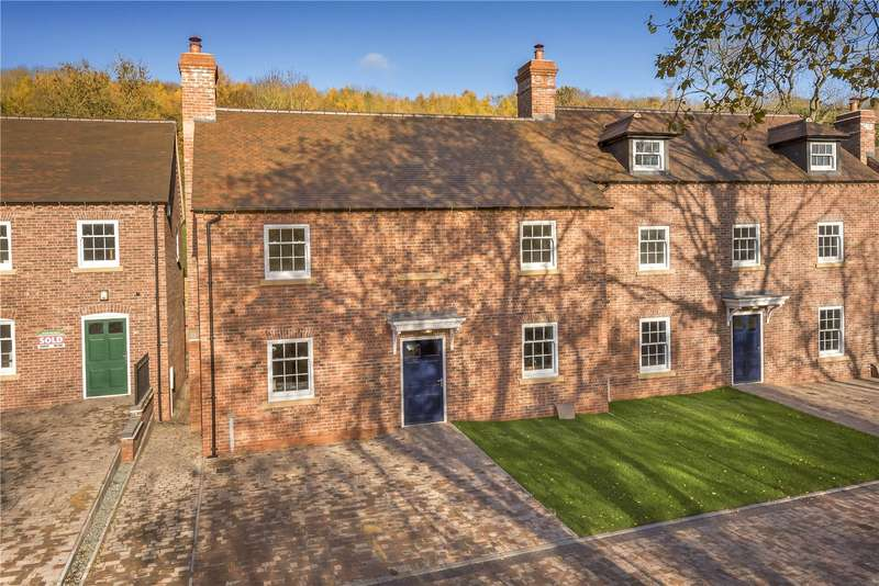 4 Bedrooms House for sale in Drayton House, Henrietta Way, Coalport, Telford, Shropshire, TF8