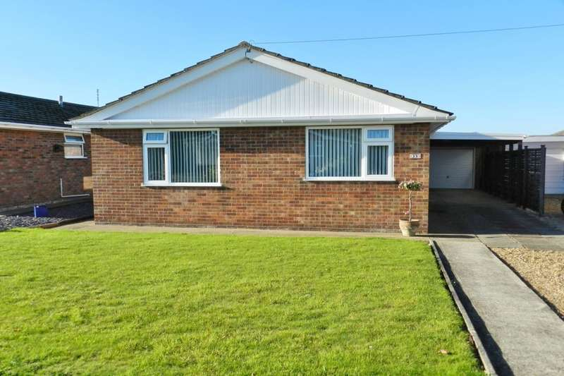 3 Bedrooms Detached Bungalow for sale in South Road, Sutton-On-Sea, Mablethorpe, LN12