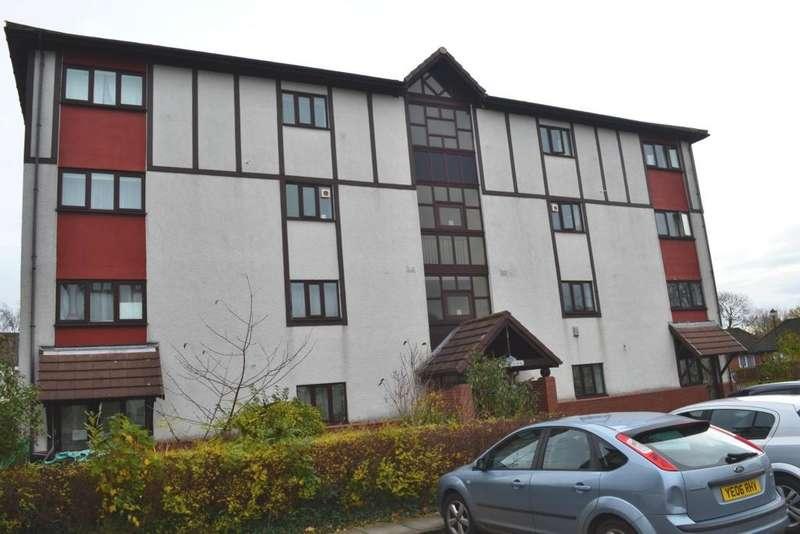 2 Bedrooms Maisonette Flat for sale in Dunbar Road, Ingol, PR2