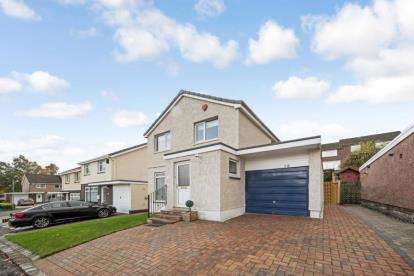 3 Bedrooms Detached House for sale in Mulben Crescent, Crookston, Glasgow