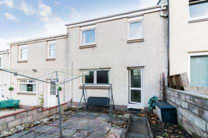3 Bedrooms Terraced House for sale in Greenlee Drive, Dundee
