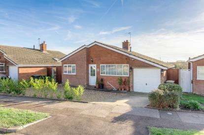 3 Bedrooms Bungalow for sale in Neville Crescent, Bromham, Bedfordshire