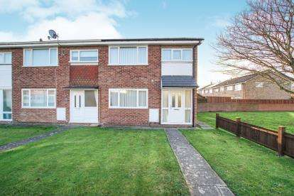3 Bedrooms End Of Terrace House for sale in Bredon, Yate, Bristol, South Gloucestershire