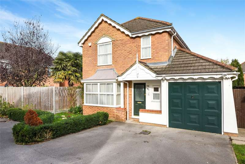4 Bedrooms Detached House for sale in Skelton Fields, Warfield, Berkshire, RG42
