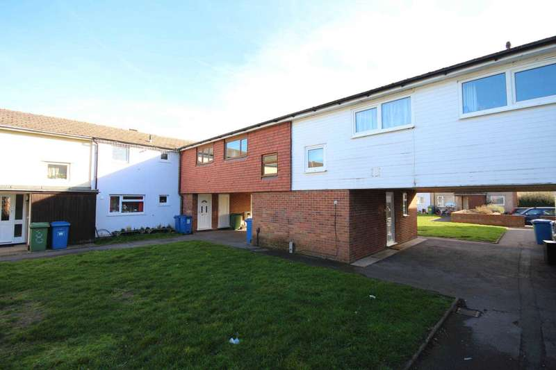 2 Bedrooms Maisonette Flat for sale in Appledore, Bracknell
