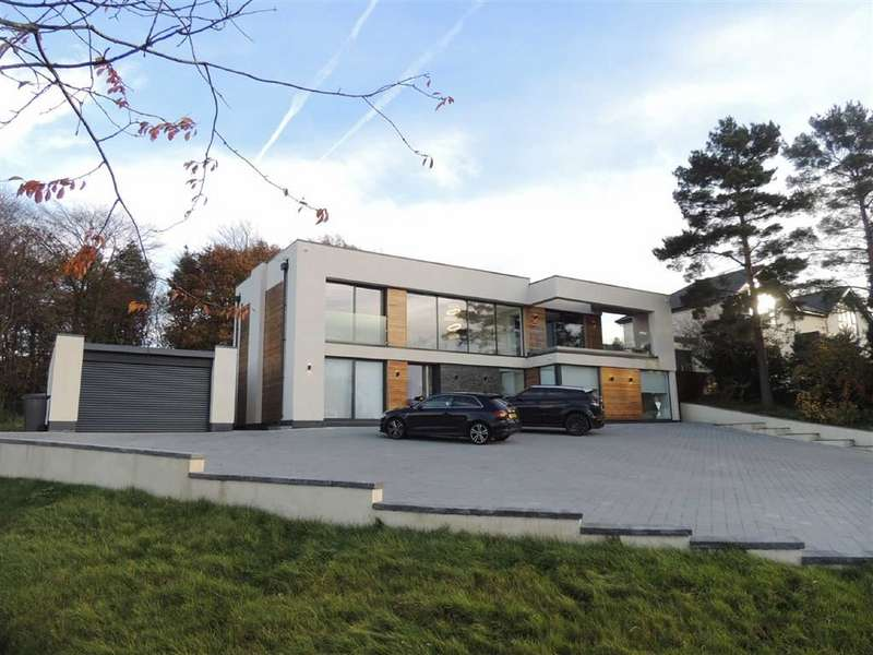 4 Bedrooms Detached House for sale in West Park, Hyde