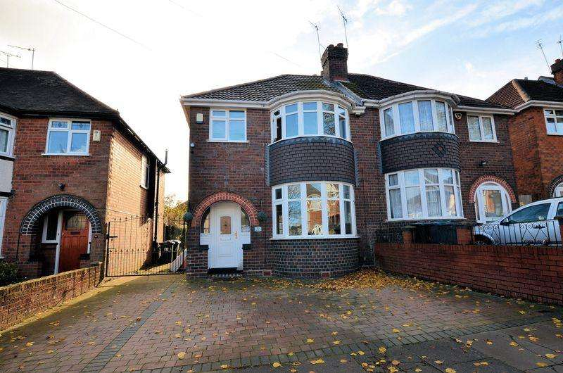 3 Bedrooms Semi Detached House for sale in Grayswood Park Road, Quinton