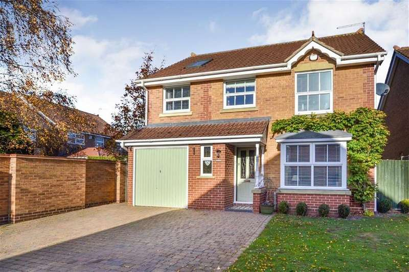 4 Bedrooms Detached House for sale in Elmesthorpe