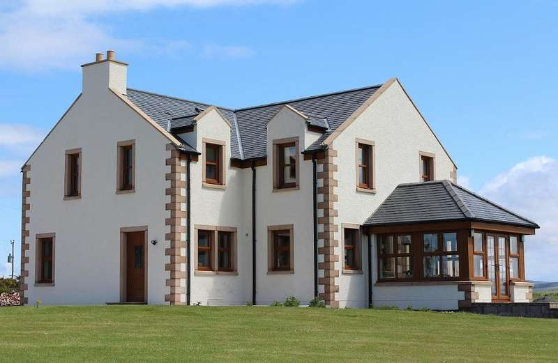 4 Bedrooms Detached House for sale in 'Newolm Cottage' Kirkcolm DG9