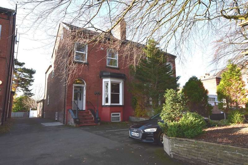 9 Bedrooms Semi Detached House for sale in Copper Beech, Buxton Road, Stockport, SK2