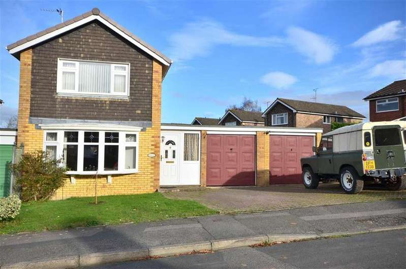 3 Bedrooms Link Detached House for sale in Beechwood Grove, Tuffley, Gloucestershire, GL4