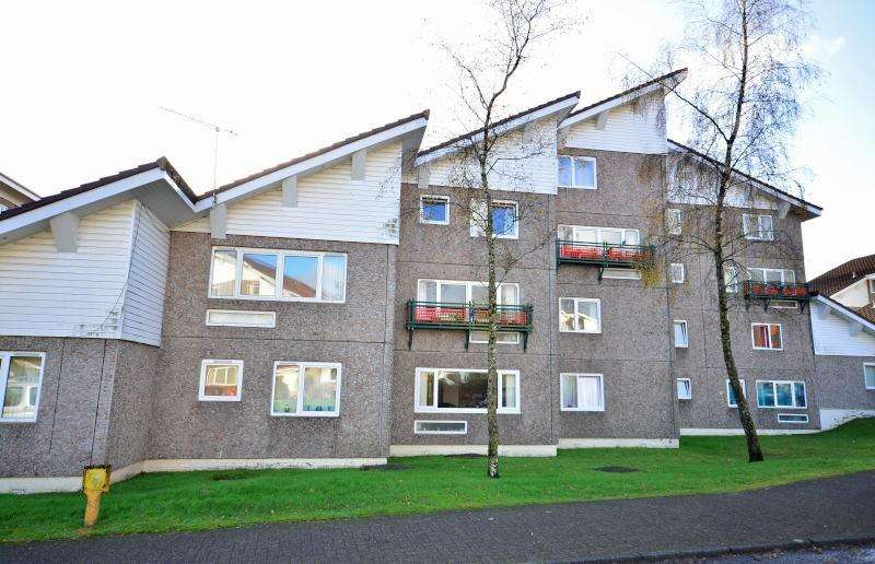 2 Bedrooms Flat for sale in Fairhaven, Dunoon, PA23