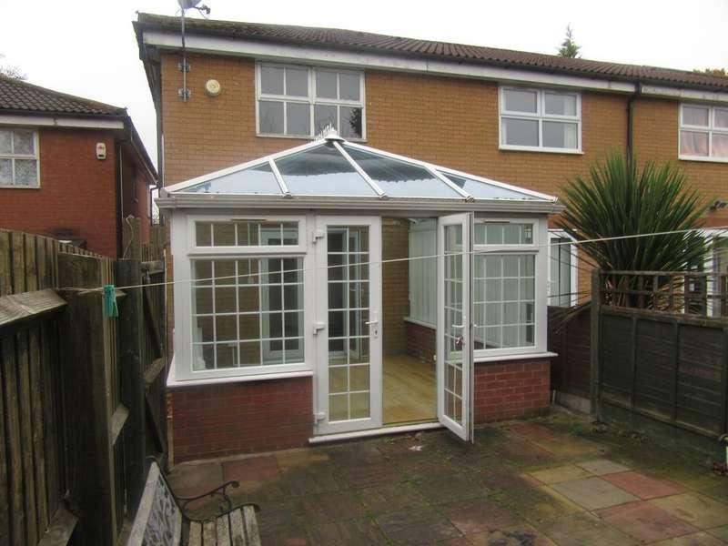 2 Bedrooms Semi Detached House for sale in broadway avenue, bordesley green, Birmingham B9