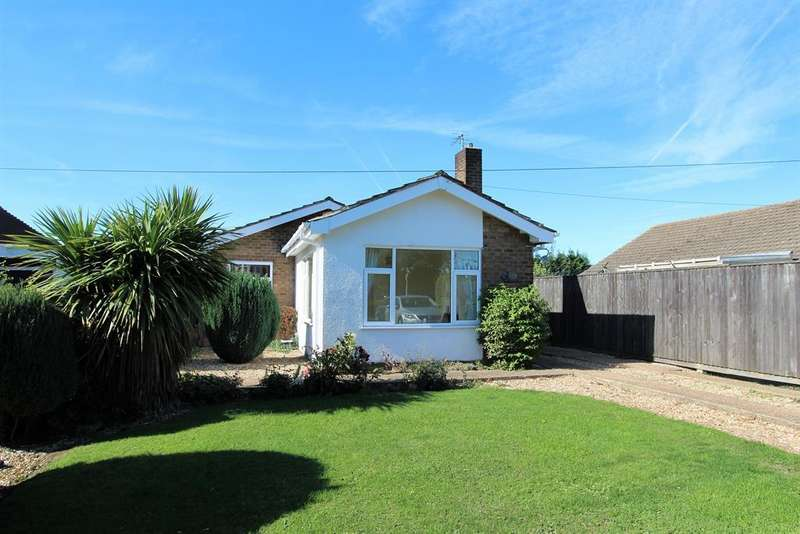 2 Bedrooms Detached Bungalow for sale in Brackenborough Road, Louth, LN11 0AD
